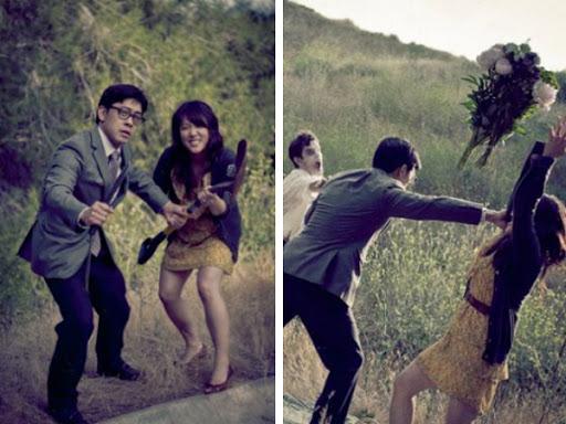 Foto Pre Wedding Bersama Hantu Herlansaja S Blog